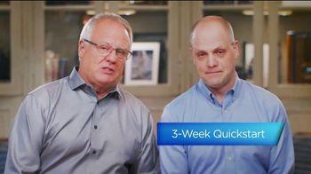 Relief Factor Quickstart TV Spot, 'Trial Pack'