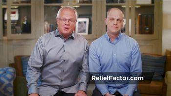 Relief Factor Quickstart TV Spot, 'Pain and Sleep'