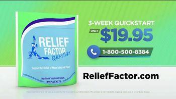 Relief Factor Quickstart TV Spot, 'Pain and Sleep' - Thumbnail 10