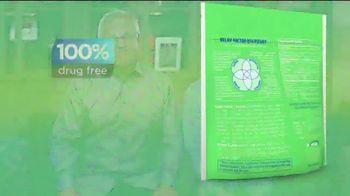 Relief Factor Quickstart TV Spot, 'Pain and Sleep' - Thumbnail 4