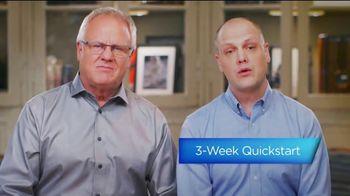 Relief Factor Quickstart TV Spot, 'Pain and Sleep' - Thumbnail 8