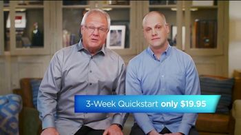 Relief Factor Quickstart TV Spot, 'Pain and Sleep' - Thumbnail 9