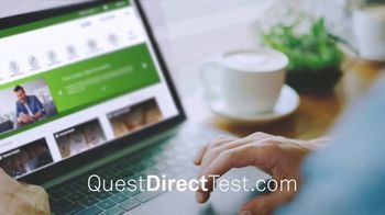 QuestDirect TV Spot, 'A New Player in Healthcare' - Thumbnail 4