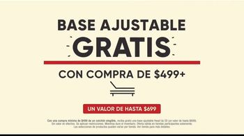Mattress Firm Venta de Memorial Day TV Spot, 'King a precio Queen: base ajustable' [Spanish] - Thumbnail 5