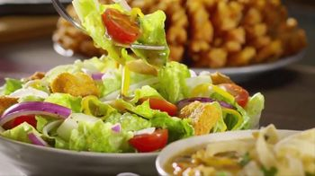 Outback Steakhouse Complete Steakhouse Dinner TV Spot, 'Your Choice: $7.99 Lunch' - Thumbnail 4