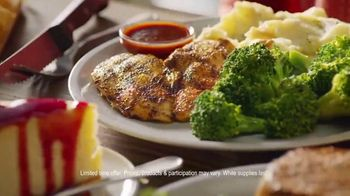 Outback Steakhouse Complete Steakhouse Dinner TV Spot, 'Your Choice: $7.99 Lunch' - Thumbnail 8