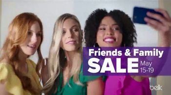 Belk Friends & Family Sale TV Spot, 'Kick It Up: Karen Kane, Effy & Nautica Savings'