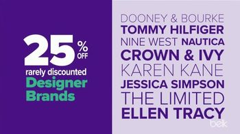 Belk Friends & Family Sale TV Spot, 'Kick It Up: Karen Kane, Effy & Nautica Savings' - Thumbnail 3