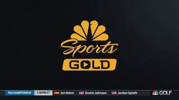 NBC Sports Gold TV Spot, 'PGA Tour: Featured Groups' - Thumbnail 1