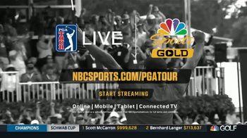 NBC Sports Gold TV Spot, 'PGA Tour: Featured Groups' - Thumbnail 9