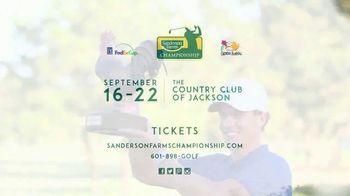 2019 Sanderson Farms Championship TV Spot, 'Who Do We Champion?' - Thumbnail 10
