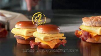 Hardee's 2 3 More Menu TV Spot, 'Better Breakfast' - Thumbnail 4