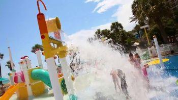 Holiday Inn Resort Panama City Beach TV Spot, 'Fun Activities and Entertainment' - Thumbnail 2