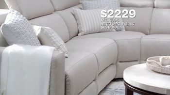 Macy's Memorial Day Furniture & Mattress Sale TV Spot, 'Sectional, Bed and Adjustable Base' - Thumbnail 3