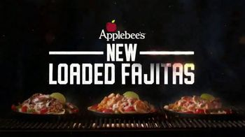 Applebee's Loaded Fajitas TV Spot, 'Hit Me With Your Best Shot' Song by Pat Benatar