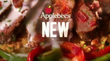 Applebee's Loaded Fajitas TV Spot, 'Hit Me With Your Best Shot' Song by Pat Benatar - Thumbnail 3