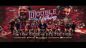 DIRECTV TV Spot, 'AEW: Double or Nothing Live' - Thumbnail 9