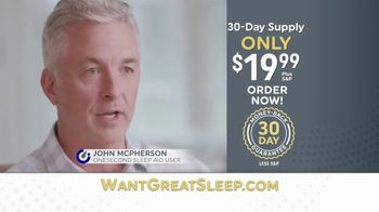 OneSecond Sleep Aid TV Spot, 'Want Great Sleep?' - Thumbnail 8