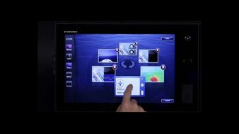 NavNet TZTouch TV Spot, 'Simple as Touch & Go' - Thumbnail 3