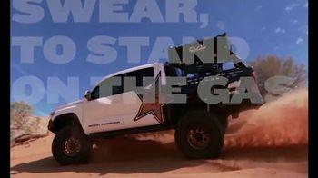 Mickey Thompson Performance Tires & Wheels TV Spot, 'Haul and Crawl' - Thumbnail 2