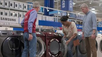 Lowe's Memorial Day Sale TV Spot, 'Whirlpool Laundry Pair' - Thumbnail 5