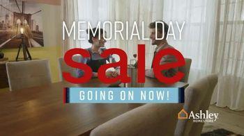 Ashley HomeStore Memorial Day Sale TV Spot, 'Ashley Advantage Additional Savings' Song by Midnight Riot - Thumbnail 2