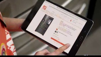 The Home Depot Memorial Day Savings TV Spot, 'Fuel Your Team: Samsung Laundry Pair' - Thumbnail 5