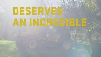 Cub Cadet TV Spot, 'Incredible' - Thumbnail 3