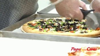 Papa Murphy's Pizza TV Spot, 'Papa Cares: Partner in Help' - Thumbnail 7