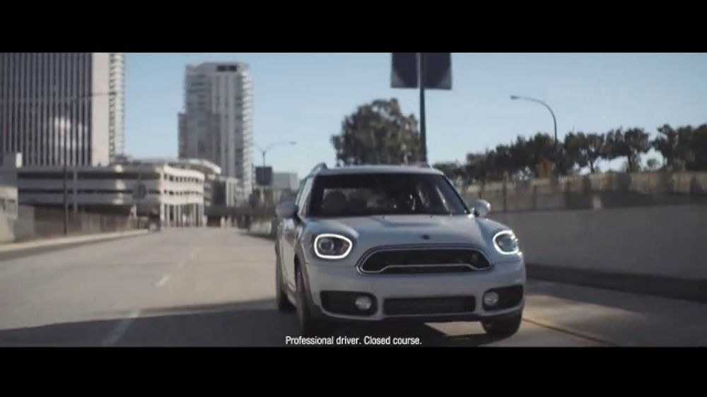 Mini Usa Born To Drive Sales Event Tv Commercial Born To Drive