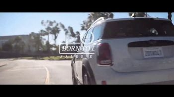 MINI USA Born to Drive Sales Event TV Spot, 'Born to Drive' [T2] - Thumbnail 5