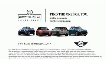 MINI USA Born to Drive Sales Event TV Spot, 'Born to Drive' [T2] - Thumbnail 9