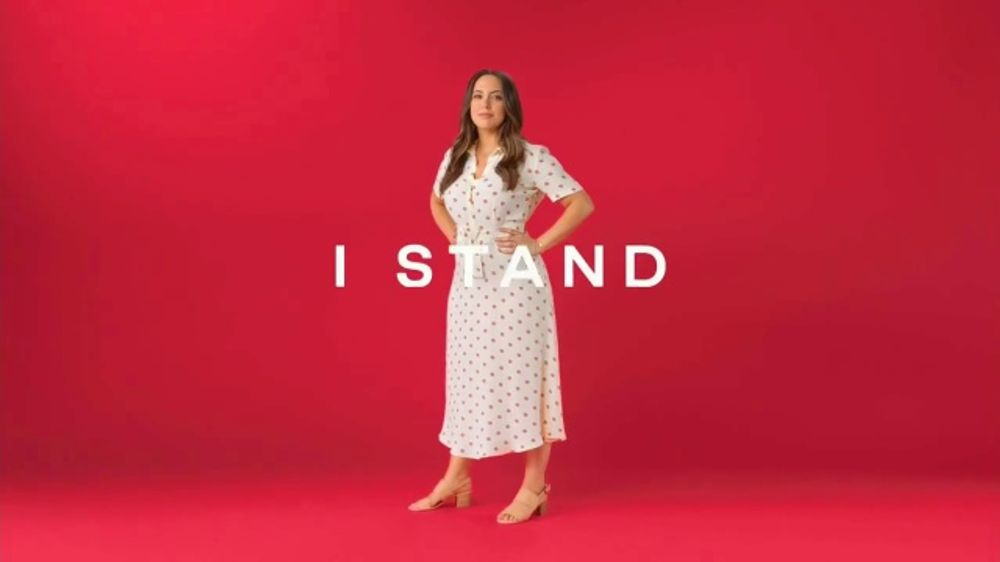 TOMS TV Commercial, 'Stand for Tomorrow: Women's Rights' Featuring Aijia Lise Grammer