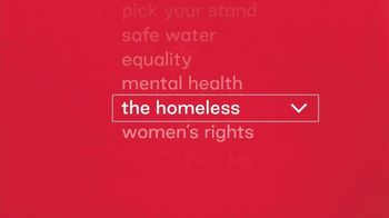 TOMS TV Spot, 'Stand for Tomorrow: Women's Rights' Featuring Aijia Lise Grammer - Thumbnail 7