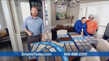 Empire Today TV Spot, 'Easiest Way to Get New Floors' - 1641 commercial airings