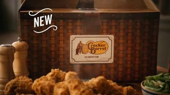 Cracker Barrel Southern Fried Chicken TV Spot, 'Homestyle Favorites' - Thumbnail 7