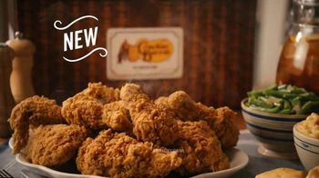 Cracker Barrel Southern Fried Chicken TV Spot, \'Homestyle Favorites\'
