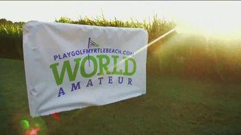 Myrtle Beach World Amateur TV Spot, 'Ultimate Celebration' - Thumbnail 5