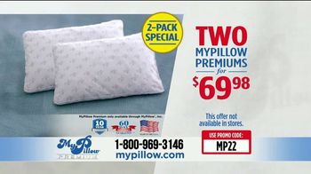 My Pillow TV Spot, 'Your Support: 2-Pack' - Thumbnail 10