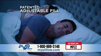 My Pillow TV Spot, 'Your Support: 2-Pack' - Thumbnail 6