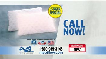 My Pillow TV Spot, 'Your Support: 2-Pack' - Thumbnail 7