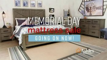 Ashley HomeStore Memorial Day Mattress Sale TV Spot, 'Ashley-Sleep Anniversary Mattress' Song by Midnight Riot - Thumbnail 2