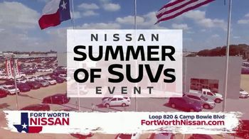 Nissan Summer of SUVs Event TV Spot, 'Trade In & Trade Up' [T2] - Thumbnail 2