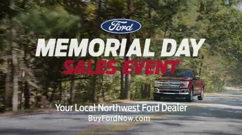 Ford Memorial Day Sales Event TV Spot, 'Bigger and Better' [T2] - Thumbnail 9
