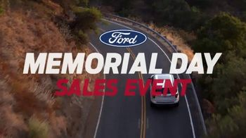 Ford Memorial Day Sales Event TV Spot, 'Bigger and Better' [T2] - Thumbnail 2