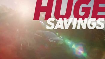 Ford Memorial Day Sales Event TV Spot, 'Bigger and Better' [T2] - Thumbnail 3