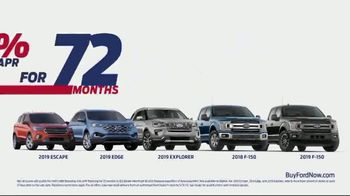 Ford Memorial Day Sales Event TV Spot, 'Bigger and Better' [T2] - Thumbnail 5