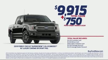 Ford Memorial Day Sales Event TV Spot, 'Bigger and Better' [T2] - Thumbnail 6
