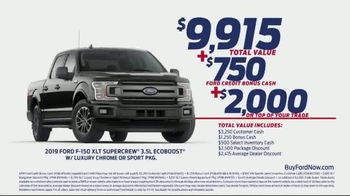 Ford Memorial Day Sales Event TV Spot, 'Bigger and Better' [T2] - Thumbnail 7