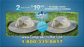 Arctic Hat TV Spot, '20 grados más fresco' [Spanish] - Thumbnail 9
